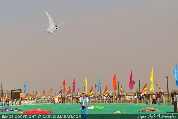 Ahmedabad International Kite Festival 2016