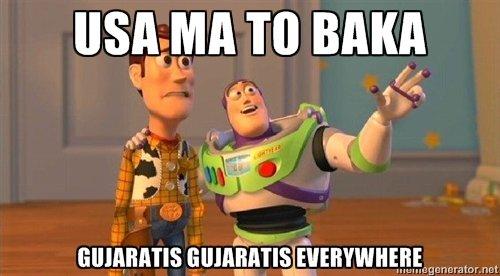 Gujaratis in USA