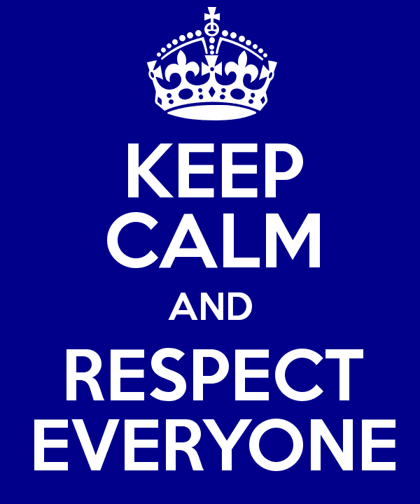 respect all