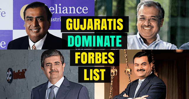 Gujaratis Dominate Forbes List