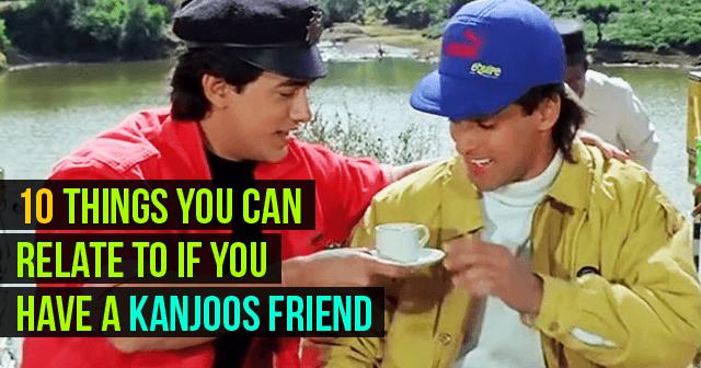 Kanjoos Friend