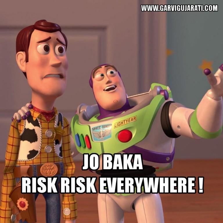 risk badhe j hoy