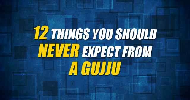 Things You Should Never Expect From A Gujju