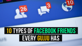 Types of Facebook Friends
