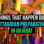 Uttarayan Preparation In Gujarat