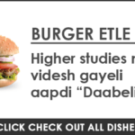 Gujarati Dishes Gone VIDESHI