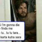 10 Hilarious Gujju Versions Of * Hiding From A Serial Killer * Memes