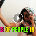 Types Of People In Holi