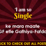 10 Funny Gujju Posters You Will Relate To If You Are Forever Single Kind Of Person