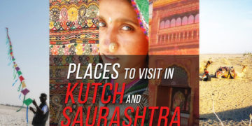 Places to visit in Kutch and Saurashtra