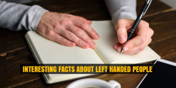 Interesting Facts about Left Handed People
