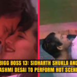 Bigg Boss 13 Sidharth Shukla and Rashmi Desai