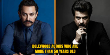 Bollywood Actors Who Are More Than 50 Years Old