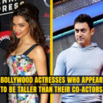 Bollywood Actresses who Are Tall