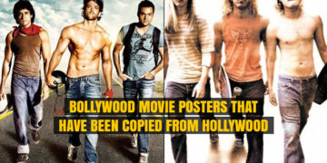 Bollywood Movie Posters that Have Been Copied From Hollywood