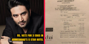 Bollywood Music Director Charged Rs. 1672 for 3 Boiled Eggs