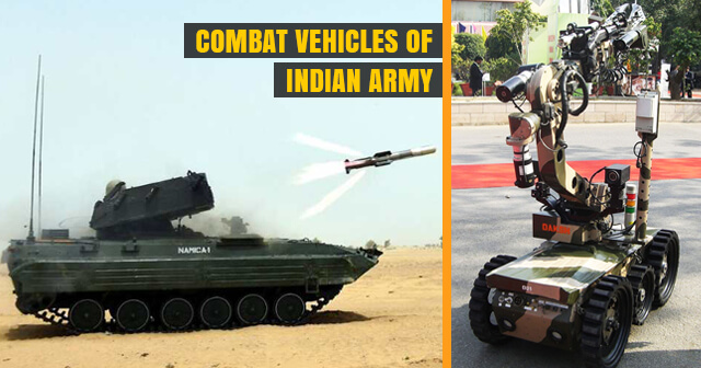 These 8 Combat Vehicles are the Pride of Indian Army | Must Watch