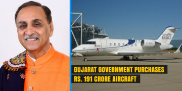Gujarat Government Purchases Rs. 191 Crore Aircraft