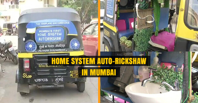 Home System Auto-Rickshaw in Mumbai