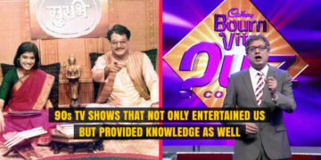 Knowledge Oriented Shows of 1990s