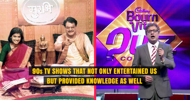 5 Knowledge Oriented TV Shows of 1990s | Which one was Your Favourite
