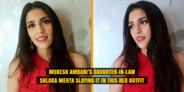Mukesh Ambani's Daughter-in-Law Shloka Mehta