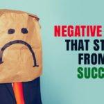8 Negative Habits