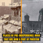 Places of Pre-Independence India that are now a part of Pakistan