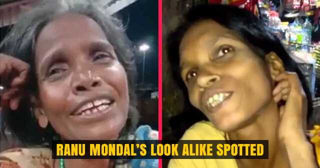 Ranu Mondal's Look Alike Spotted in Guwahati | Video Goes Viral