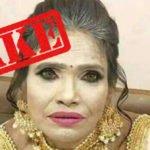Ranu Mondal's Makeup Artist Calls the heavy Makeup Picture FAKE