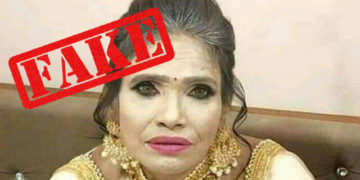 Ranu Mondal's Makeup Artist Calls the heavy Makeup Picture FAKE