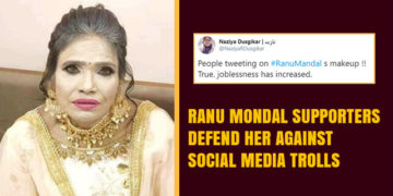 Ranu Mondal Supporters Defend Her against Social Media Trolls