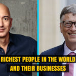Richest People in the World and their Businesses