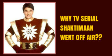 Shaktiman went off air