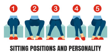 Sitting Positions and Personality
