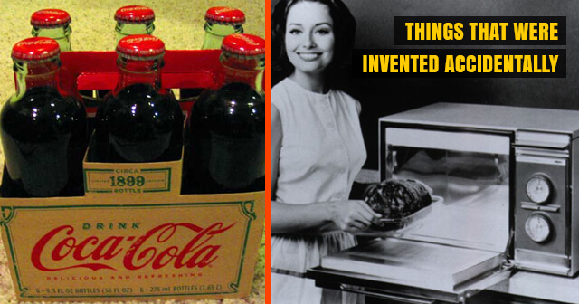 Things that were invented accidentally