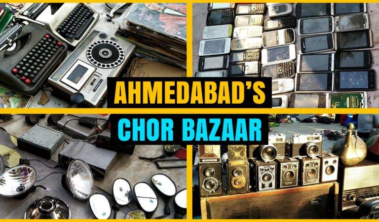 Ahmedabad's Cheapest Market | Chor Bazaar | Ravivari | Gujari Bazaar | Riverfront Market