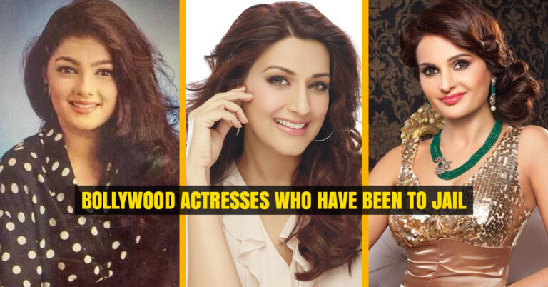 Bollywood Actresses have been to Jail