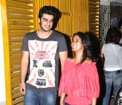 Breakup between Arjun Kapoor and Salman Khan's Sister