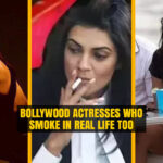 Bollywood Actresses who are Smokers