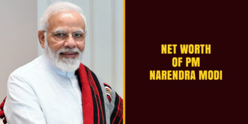 Net Worth of Prime Minister Narendra Modi