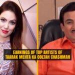 Paid Artists of Taarak Mehta Ka Ooltah Chashmah