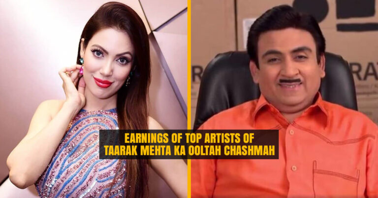 Paid Artists of Taarak Mehta Ka Ooltah Chashmah