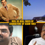 Real Life Faces of the Characters from the web series Scam 1992