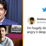 Shekhar Suman Disappointed