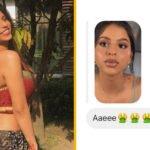 Comments on Suhana Khan's Pics