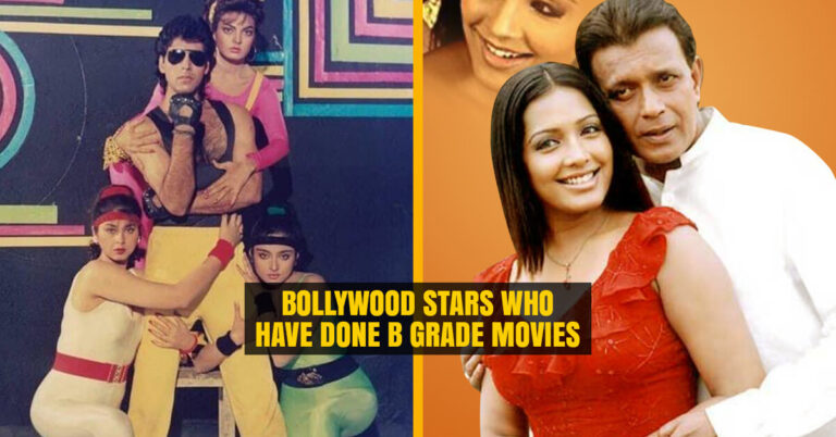 Bollywood Stars who have done B Grade movies