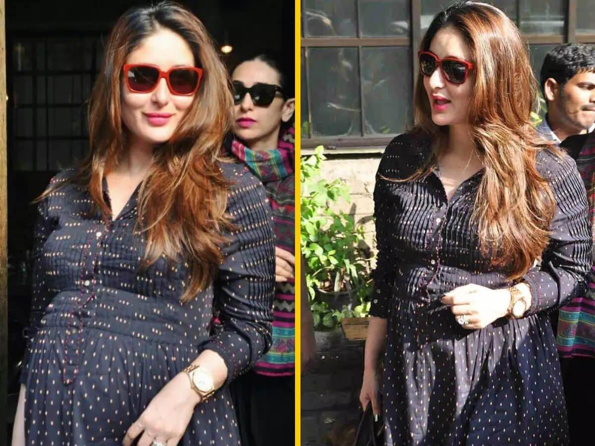 baby in Kareena Kapoor's house