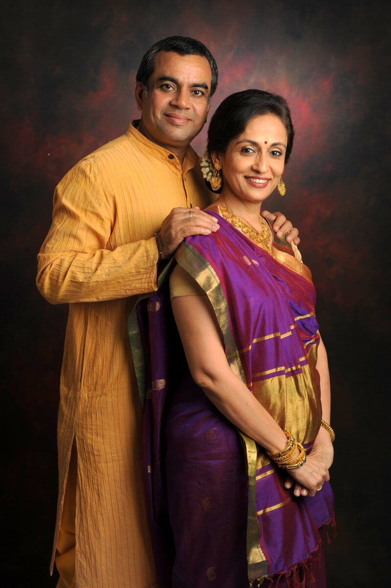 Swaroop Sampat Wife of Paresh Rawal