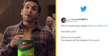 Ranveer Singh in the Bingo Ad
